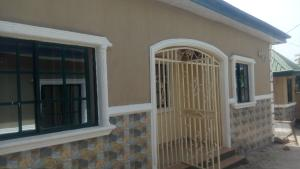 1 bedroom mini flat  House for rent Total area Lugbe Lugbe Abuja