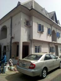 2 bedroom Semi Detached Duplex House for rent Off Olaniyi Street  Abule Egba Lagos