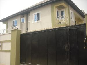 2 bedroom Flat / Apartment for rent Social club road,  Abule Egba Abule Egba Lagos