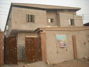 2 bedroom Flat / Apartment for rent Mama Cass Area, Abule Egba Abule Egba Lagos