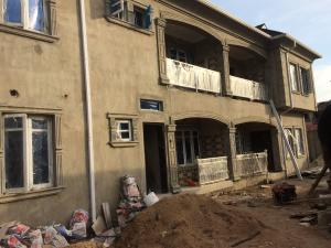 2 bedroom Flat / Apartment for rent Off Social club Area Abule Egba Abule Egba Lagos