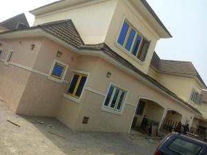 3 bedroom Semi Detached Duplex House for rent River park  Lugbe Abuja