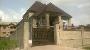 4 bedroom Terraced Duplex House for sale Douglas Ezemba Ave off Alhaji Agbeke,by Man city bus stop   Ago palace Okota Lagos