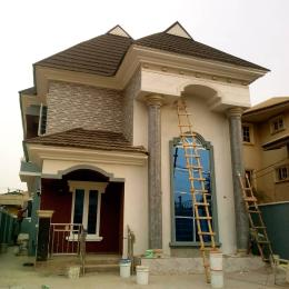 4 bedroom Detached Duplex House for sale Abule Egba  Abule Egba Lagos