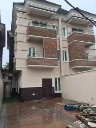4 bedroom Semi Detached Duplex House for rent Off Adeniyi jones Adeniyi Jones Ikeja Lagos