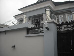 5 bedroom House for rent Off yaya abatan Ogba Industrial Ogba Lagos