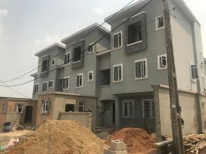 Semi Detached Duplex House for sale Esomo close Toyin street Ikeja Lagos