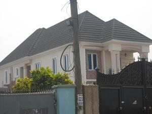 5 bedroom House for sale Social club road, abule Egba Lagos Abule Egba Abule Egba Lagos