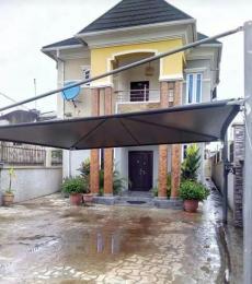 4 bedroom Terraced Duplex House for rent Giwa OkeAro Iju Lagos