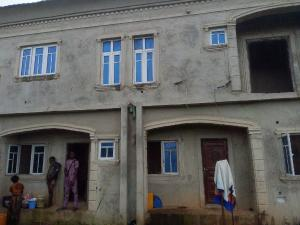 Blocks of Flats House for sale Bucknor, behind Jakande Estate Isheri Bucknor Isolo Lagos