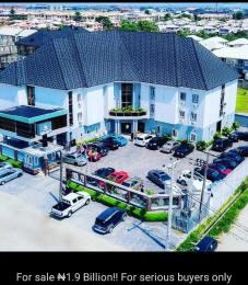 10 bedroom Hotel/Guest House Commercial Property for sale Jakande first gate Jakande Lekki Lagos
