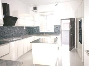 4 bedroom Semi Detached Duplex House for rent Ik ate  Osapa london Lekki Lagos