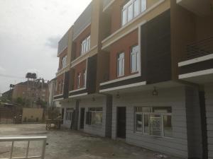 4 bedroom Terraced Duplex House for sale Jahi by naval quarters  Jahi Abuja