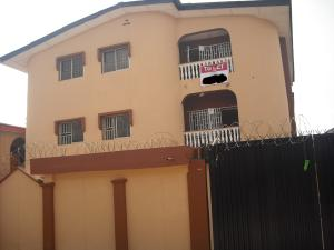 3 bedroom Flat / Apartment for rent Pupopsola Last Bus Stop New Oko Oba Area Abule Egba Lagos Abule Egba Abule Egba Lagos
