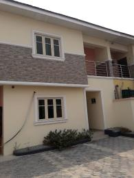4 bedroom Terraced Bungalow House for rent chevy view, agbalava crescent chevron Lekki Lagos