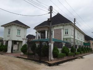 5 bedroom Detached Duplex House for sale odili road; Trans Amadi Port Harcourt Rivers
