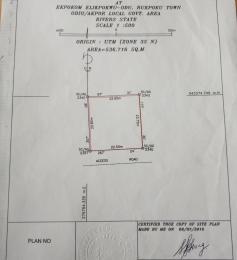 Residential Land Land for sale Elikpokwu-odu Rukpokwu Town  Rupkpokwu Port Harcourt Rivers