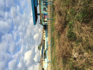 Commercial Land Land for sale MTN Bus-Stop along the expressway  Aradagun Badagry Lagos