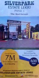 Mixed   Use Land Land for sale Monastery Road Behind Novare Mall Monastery road Sangotedo Lagos
