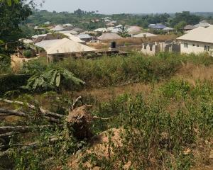 Residential Land Land for sale Oore Ofe Car Wash Osogbo Osun