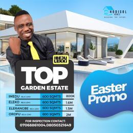 Land for sale Ibeju lekki Eleranigbe Ibeju-Lekki Lagos