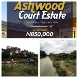 Land for sale ilara town , epe Epe Road Epe Lagos