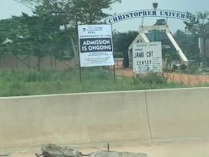 Residential Land Land for sale Mowe , directly opp Christopher university,beside Redeem camp Yakoyo/Alagbole Ojodu Lagos