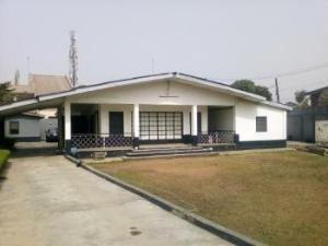 4 bedroom Detached Bungalow House for sale Off coker road Coker Road Ilupeju Lagos