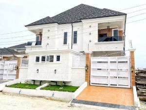 4 bedroom Semi Detached Duplex House for sale Oral Estate Lekki Lekki Lagos