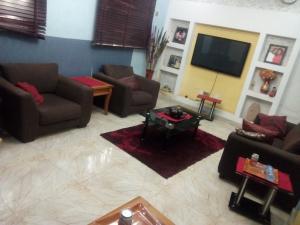 4 bedroom House for sale Manreng Estate, after Godab Estate,Lifecamp Life Camp Abuja