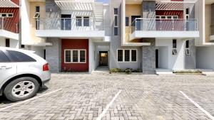 3 bedroom Terraced Duplex House for sale Ikate Lekki Lagos