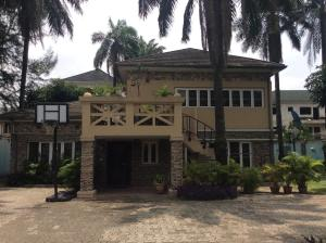 5 bedroom Detached Duplex House for sale Ikoyi Lagos  Gerard road Ikoyi Lagos