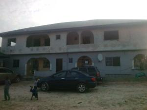 3 bedroom Self Contain Flat / Apartment for sale 1 rose obioma close, by shagwolo filling station, ekpan, uvwie local governemt area, effurun, Delta state  Uvwie Delta