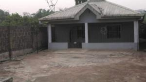 3 bedroom Detached Bungalow House for sale Along ipaja ikola road around Ait road Alagbado Lagos after the bridge  Ipaja road Ipaja Lagos