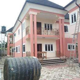 3 bedroom Detached Duplex House for rent New Road Off Ada George Road Ada George Port Harcourt Rivers