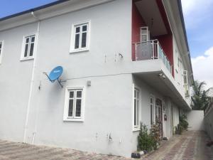 4 bedroom Terraced Duplex House for rent After blenco street  Sangotedo Ajah Lagos