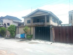 5 bedroom Semi Detached Duplex House for rent Off Sadia Estate, Gbagada  Soluyi Gbagada Lagos