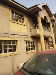 Blocks of Flats House for sale BY CHARITY  BUS STOP Oshodi Expressway Oshodi Lagos