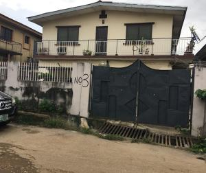 Blocks of Flats House for sale On iyiola Olawale Akoka Yaba Lagos