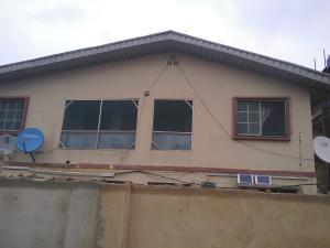Blocks of Flats House for sale Off st finbarrs road akoka close to unilag Akoka Yaba Lagos