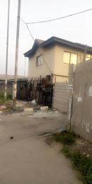 Blocks of Flats House for sale Western Avenue by Alaka Estate Gate Alaka/Iponri Surulere Lagos