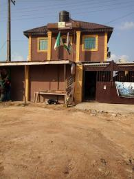 6 bedroom Hotel/Guest House Commercial Property for sale 12, OGUNDELE PHASE 1, AGBAJE BUS STOP IGBOOLOMU OFF ISAWO ROAD OWUTU, AGRIC, IKORODU Isawo Ikorodu Lagos