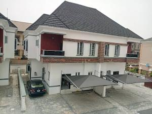 4 bedroom House for sale Daniel's Garden Lekki located at Osapa London, Lekki before Agungi, Igbon Efon and also minutes before Chevron. Osapa london Lekki Lagos