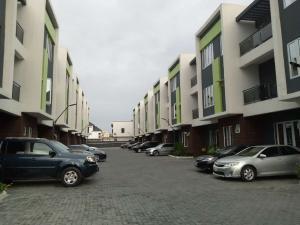 4 bedroom Terraced Duplex House for rent Image elegushin Ikate Lekki Lagos