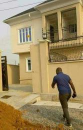 4 bedroom Semi Detached Duplex House for rent Road 1 Millennium Millenuim/UPS Gbagada Lagos