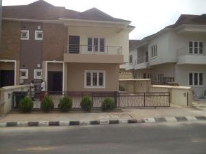 4 bedroom House for rent Close to brains and hammers estate Apo Abuja