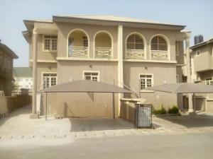 4 bedroom Semi Detached Duplex House for rent Jahi district Abuja Jahi Abuja