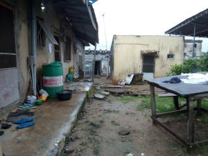 Detached Bungalow House for sale Off muritala Muhammad international airport Mafoluku Oshodi Lagos