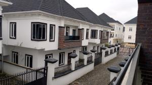 5 bedroom Detached Duplex House for sale In a Gated Driveway at Osapa London Lekki Osapa london Lekki Lagos