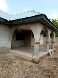 4 bedroom Detached Bungalow House for sale off Asa dam Ajegunle ilorin kwara state Ilorin Kwara